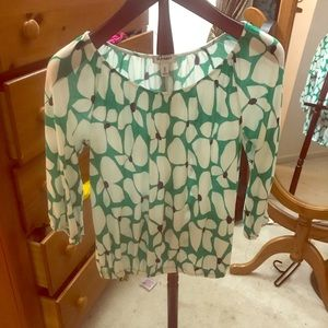 Old Navy quarter length sleeve top